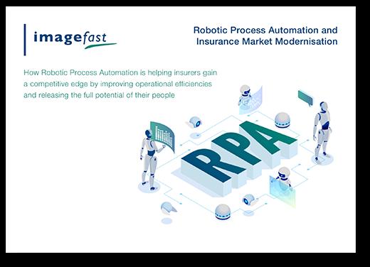 ImageFast Whitepaper - RPA in Insurance.