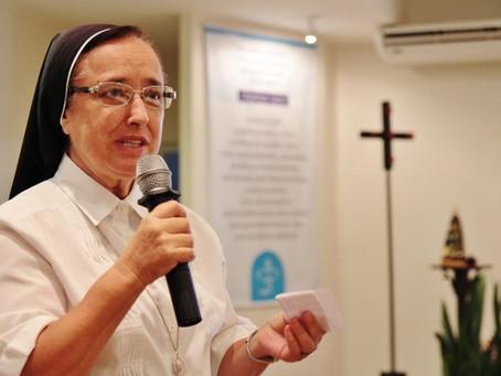 Irmã Maria Inês é reeleita presidente da CRB Nacional