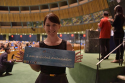 CALL TO ACTION at the UN