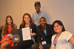 Group B Delegates at SDI workshop