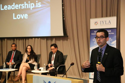 Forum on Youth Leadership at WB