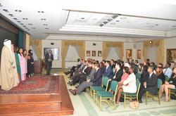 Embassy Briefing- Saudi Arabia