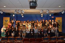 Wilson Center Forum Group Photo