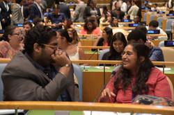 IYLA at the United Nations