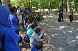 Leadership Adventure at Great Falls