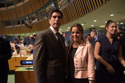 Engagement at the UN