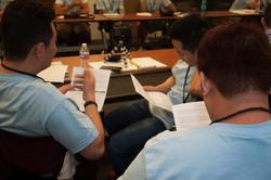 Participants Interact
