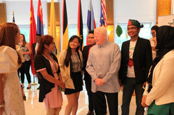 Delegates & Phillipines Ambassador