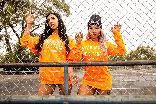 Melb. Made Crew Neck Long Sleeves
