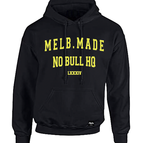 Melb. Made Pullover Hoodie