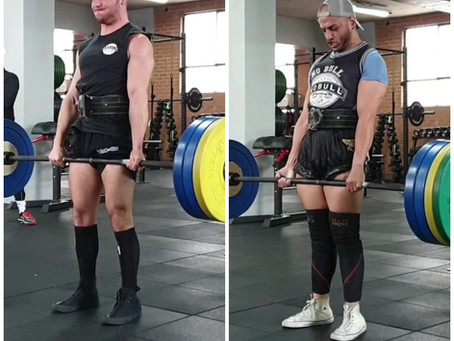 The health and performance benefits of the squat, deadlift, and bench press.