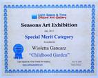 Special Merit Award