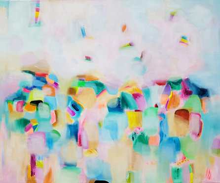 """Sweet Dreams 12""- 140x115cm"