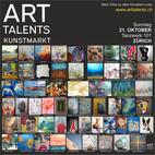 ART TALENTS 21.October 2018 - Zurich
