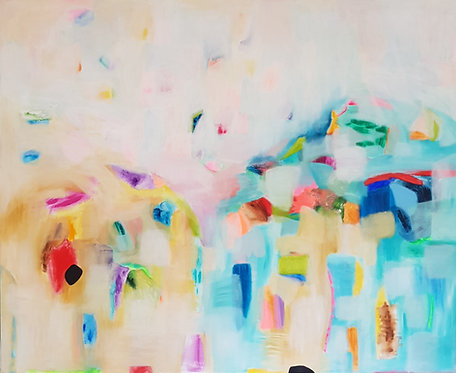 "Commission ""Sweet Dreams 9"" - 200x160cm"