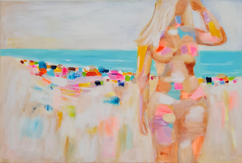 Hawaii Beach - 120x80cm