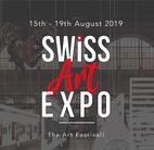 Swiss Art Expo 15-19.08.19 Zurich