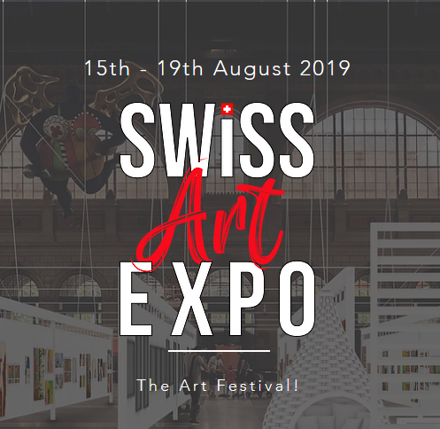 Swiss Art Expo 15-19.08.19 Zurich