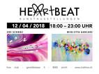 Heartbeat Kunstausstellung Zürich 12.04.2018