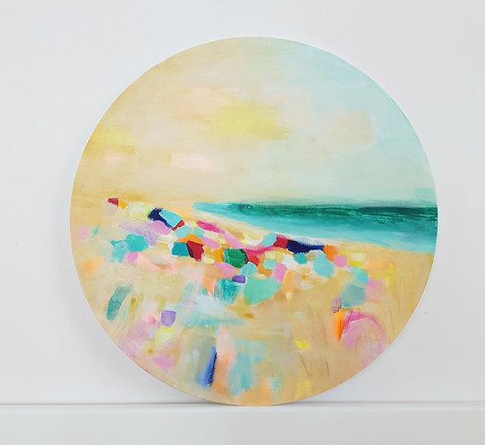 """""""Emerald Sea"""" - 40cm"""