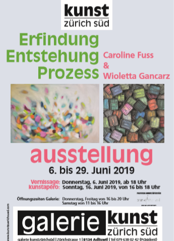 Art Exhibition 6 - 29. June 2019