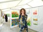 Open Air Fair Art in Meilen-Zurich