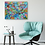 """Thumbnail: """"Composition of Beauty"""" - 70x90cm unstretched canvas"""