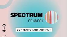 Spectrum Miami 4-8 December 2019