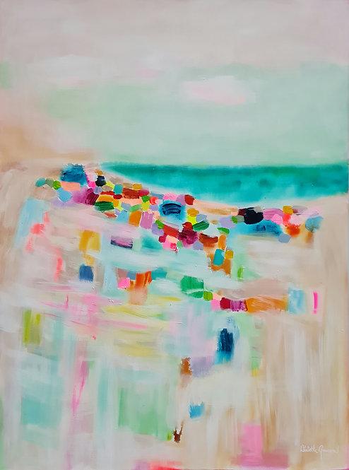 """""""Laguna Beach"""" - 60x80cm"""