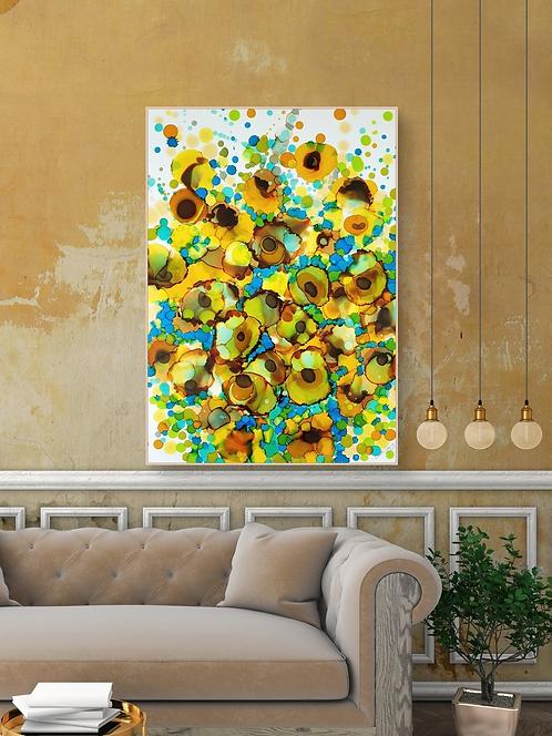 """Sunflowers II"""