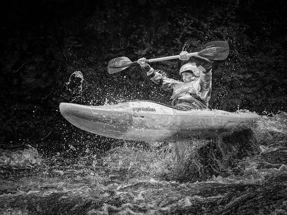Flying Kayaker 26