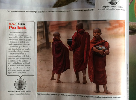 Published in Lonely Planet Traveller Magazine