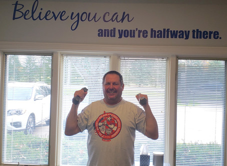 Worker Regains Full Use of Arms After Years of Chronic, Misdiagnosed Pain