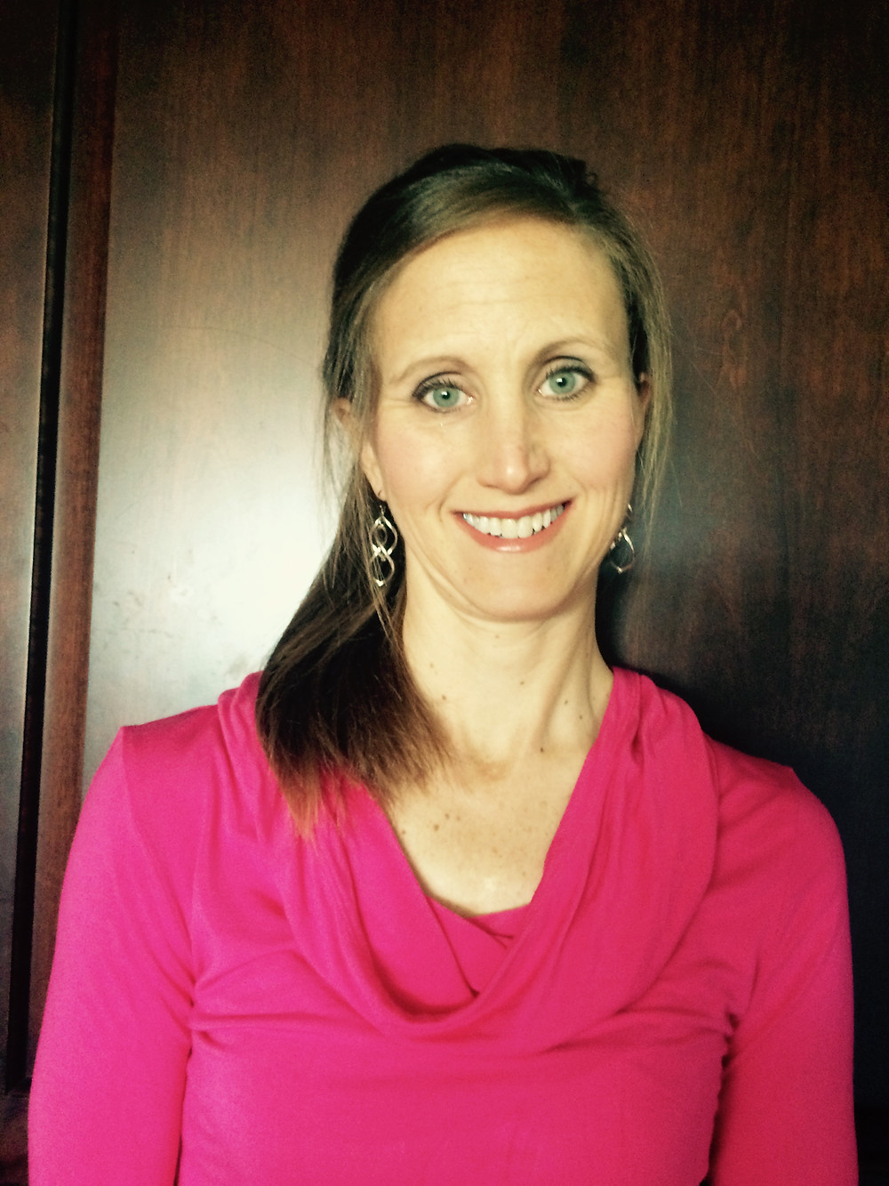 Angie McCormick PT CSCS Balanced Fitness & Health Hiawatha
