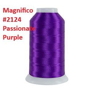 Magnifico #2124 Passionate Purple