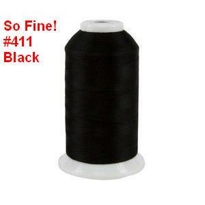 So Fine! #411 Black