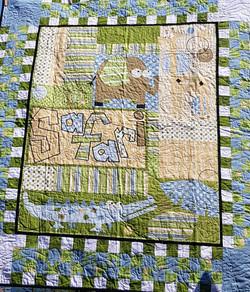 Safari Quilt