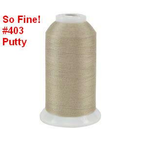 So Fine! #403 Putty
