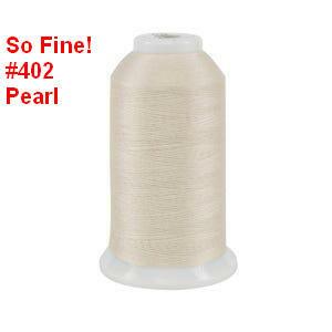 So Fine! #402 Pearl