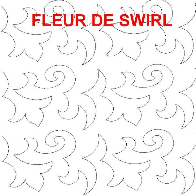 Fleur de Swirl