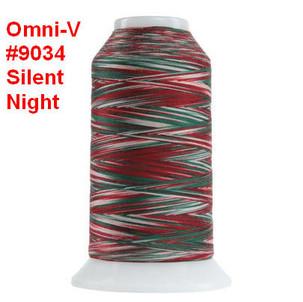 OMNI-V #9034 Silent Night