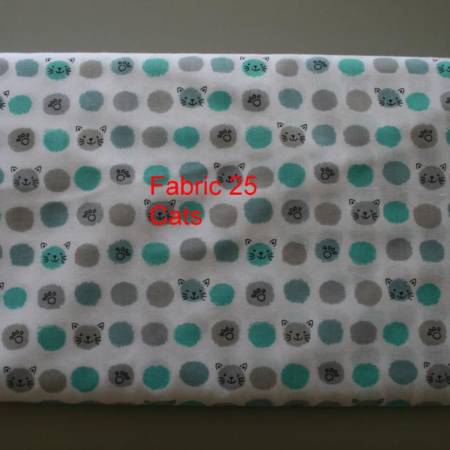 Fabric 25