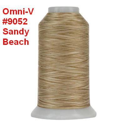 OMNI-V #9052 Sandy Beach