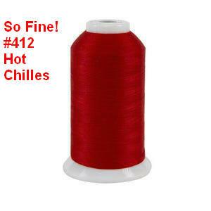 So Fine! #412 Hot Chilles