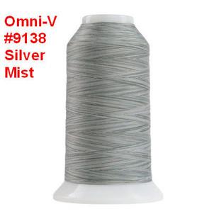 OMNI-V #9138 Silver Mist