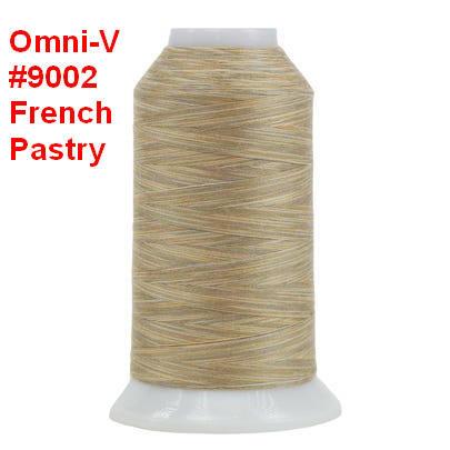OMNI-V #9002 French Pastry