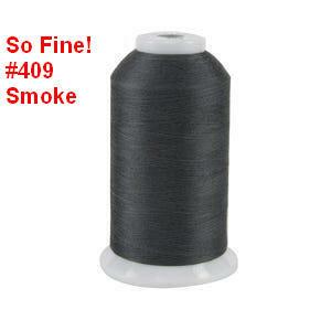 So Fine! #409 Smoke