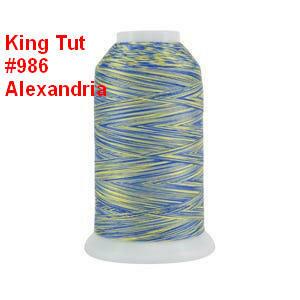 King Tut #986 Alexandria