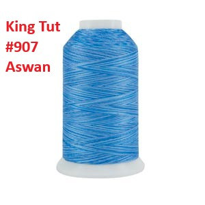King Tut #907 Aswan