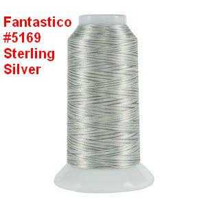 Fantastico #5169 Sterling Silver